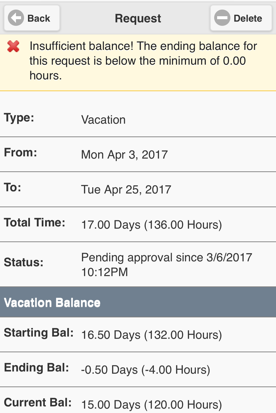 vacation request insufficient balance.png